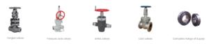 oil platform valves